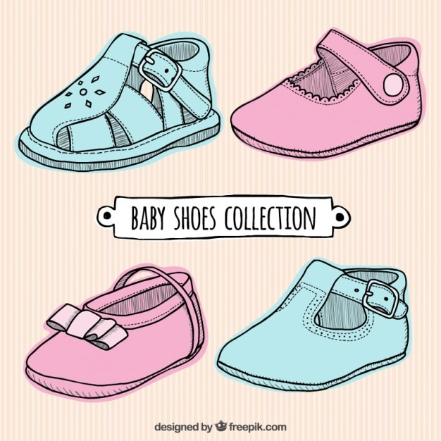 Baby Girl Shoes   Months