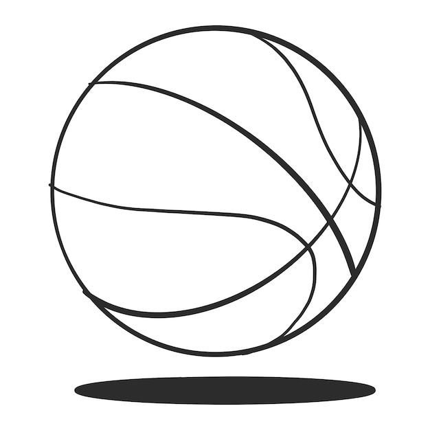 hand drawn basket ball vector free download new years clipart 2018 new years clipart 2018