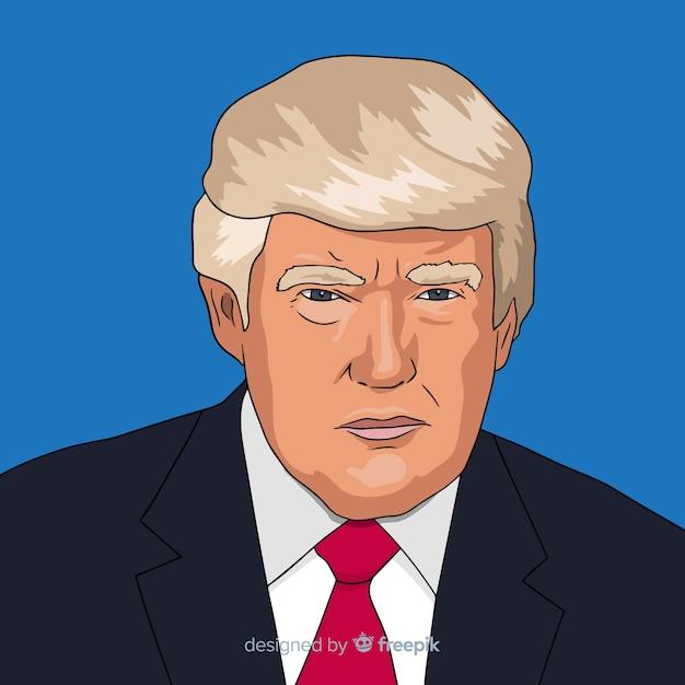 Donald Trump Free Vectors Stock Photos Psd