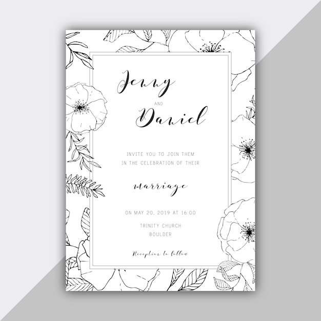 invitation download template free