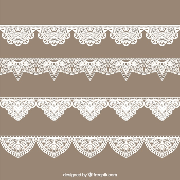 lace templates