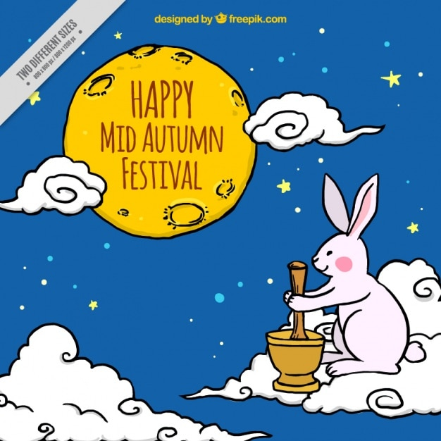 Mid Autumn Vectors Photos And Psd Files Free Download