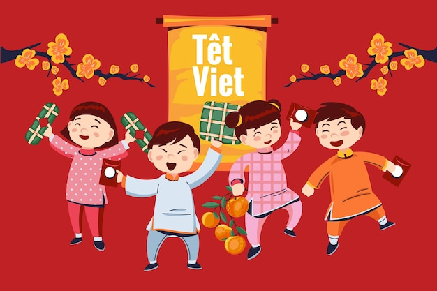10 Best Free Download Lunar New Year 2021 Vectors