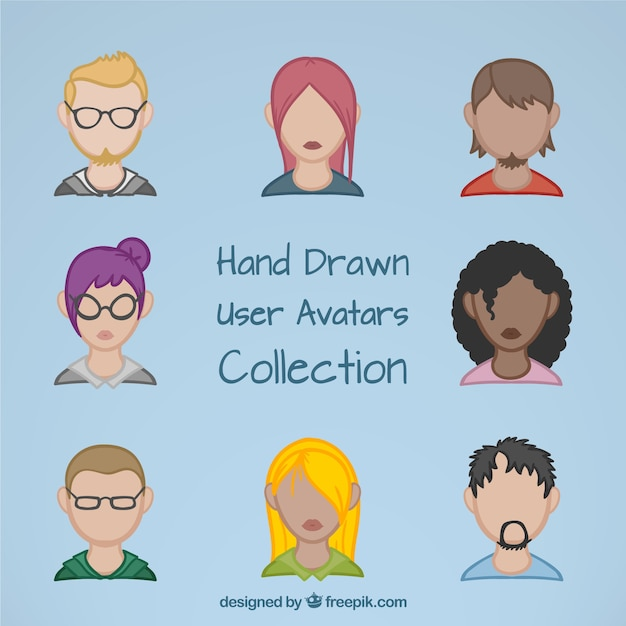 Avatar Icons Pack