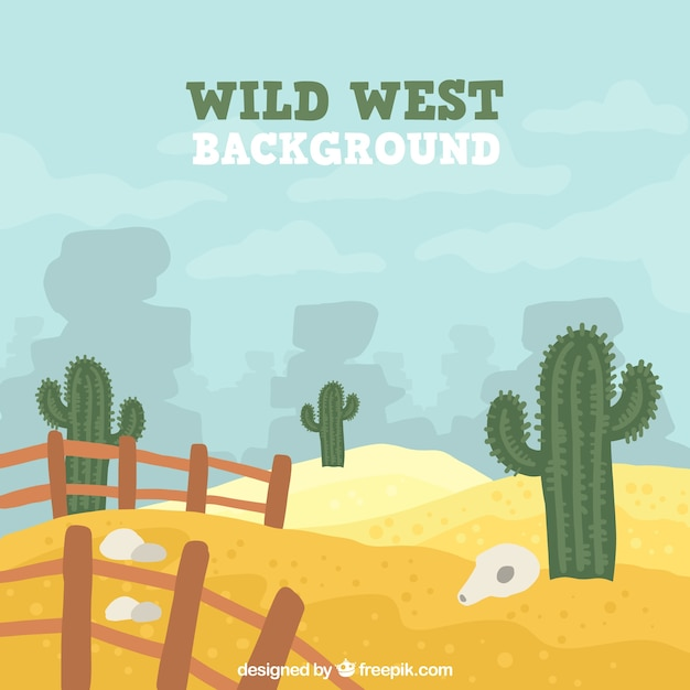 wild west background - photo #13