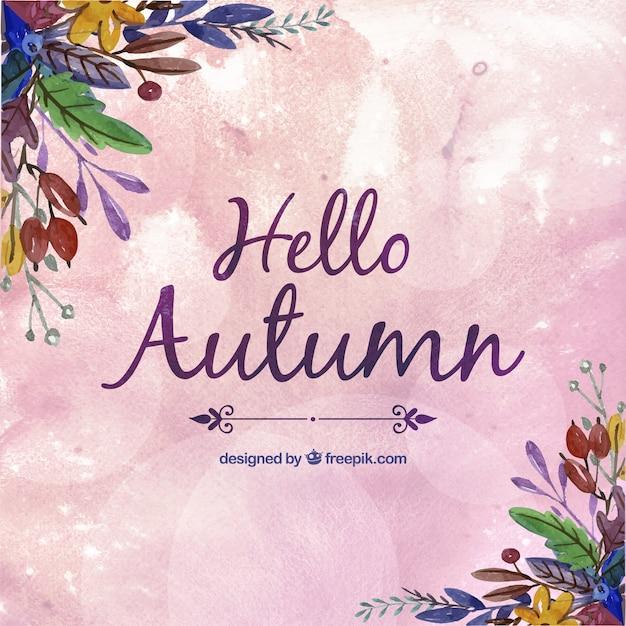 hello autumn wallpaper - photo #27