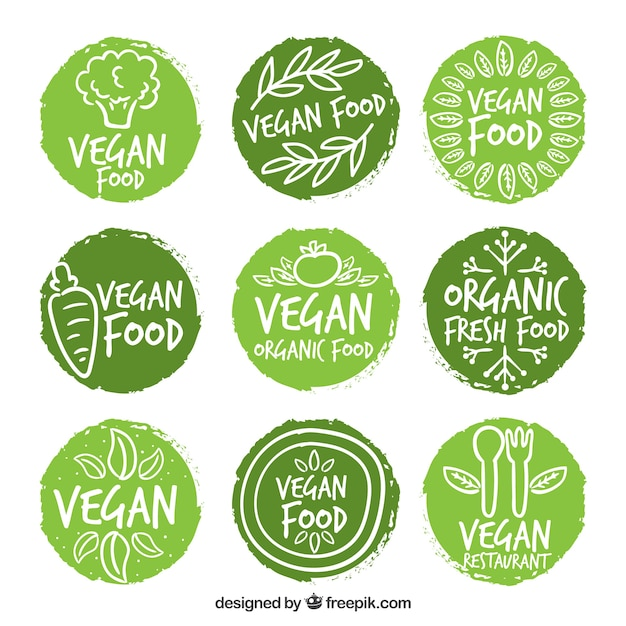 Vegan Vectors Photos And Psd Files Free Download