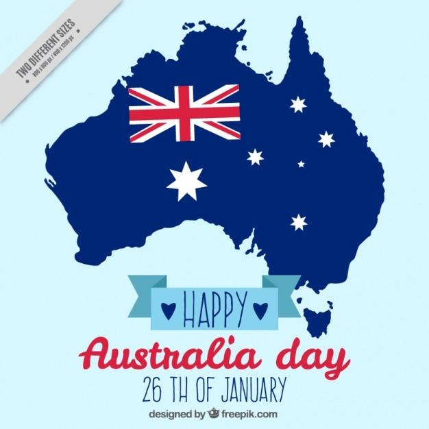 открытка день австралии тарелку лучше