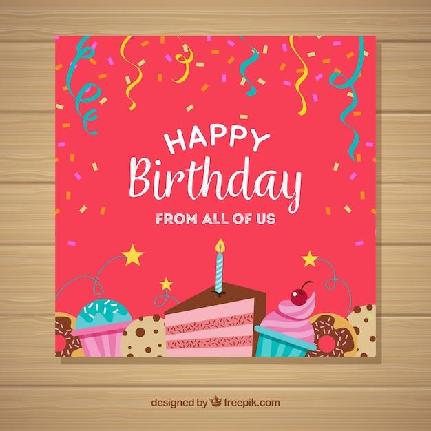 Invitation happy birthday gallery sample and