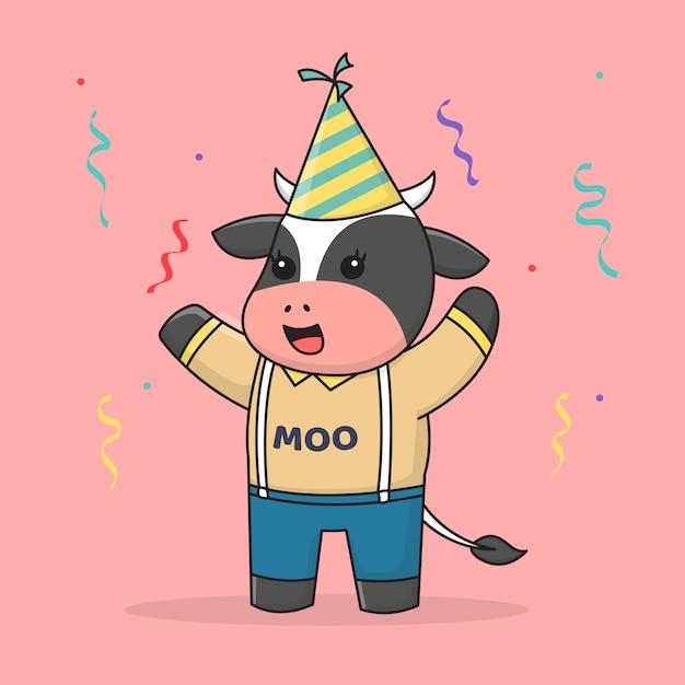 お誕生日おめでとう Premiumベクター