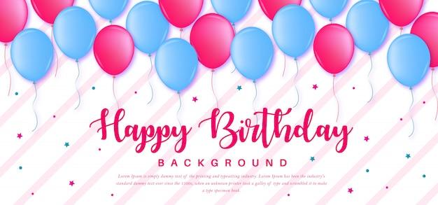 Template Birthday Card from image.freepik.com