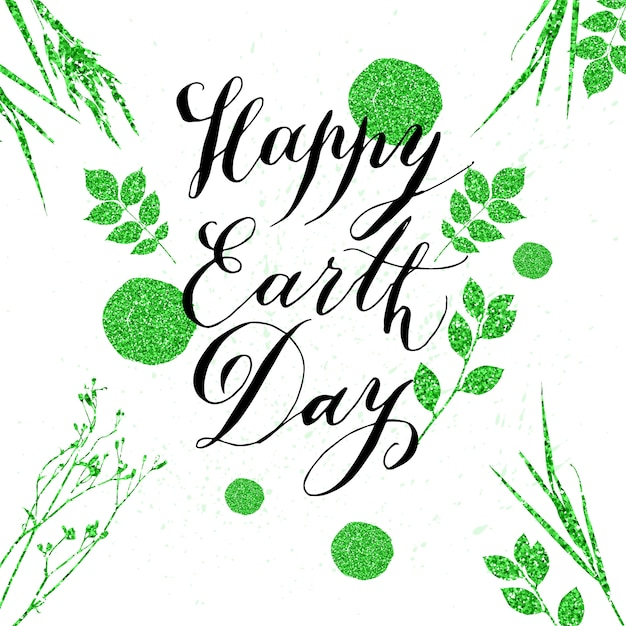 Happy Earth Day Images happy earth day illustration vector | free download