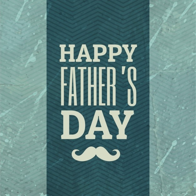 Happy fathers day background with\ texture