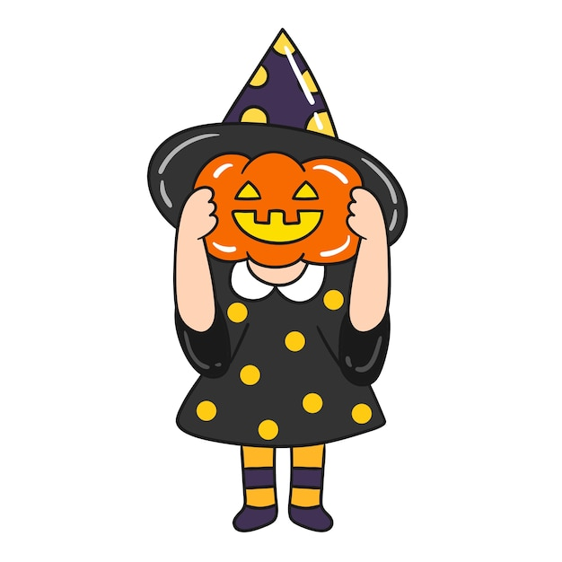 Happy halloween vector. Premium Vector