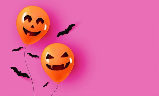 Happy halloween Premium Vector