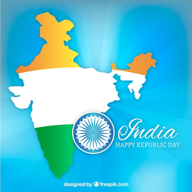 Happy india independence day background