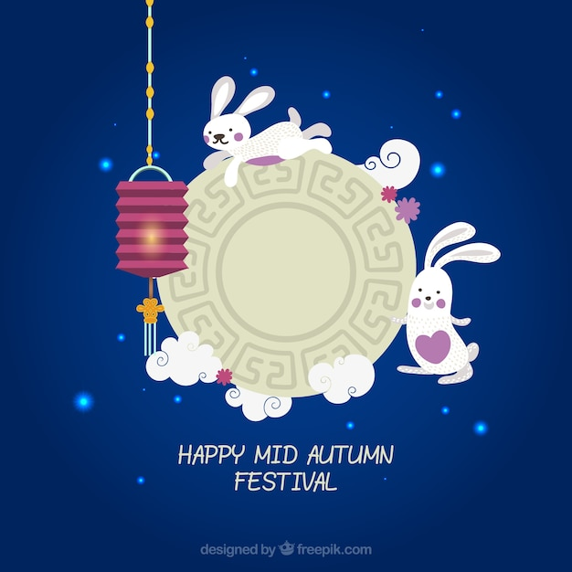 Mid Autumn Vectors, Photos and PSD files | Free Download