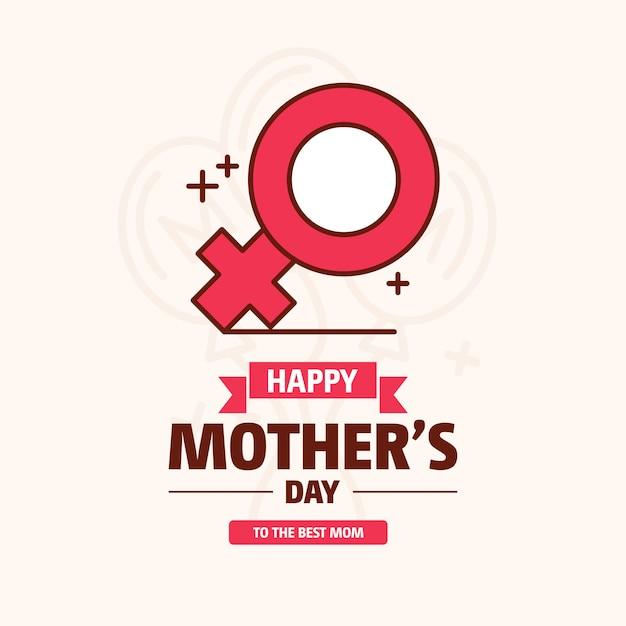 Happy Mother\'s Day celebration\ Background
