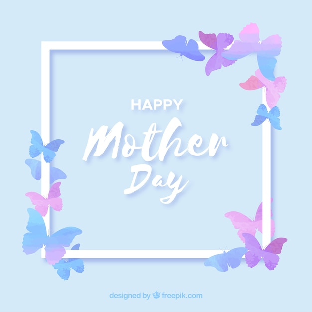 Happy mother\'s day nice background