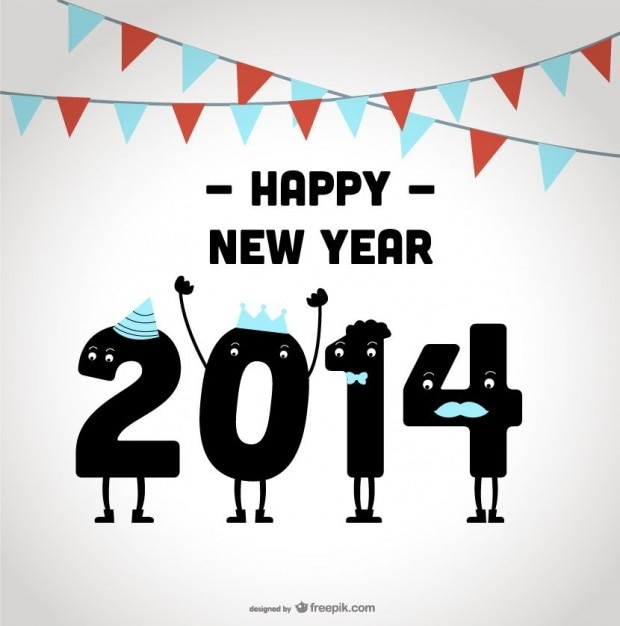 free download new year2014 images