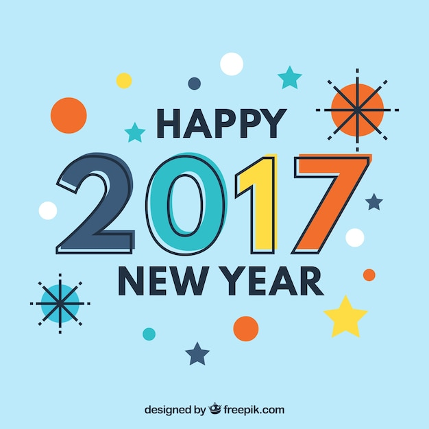 happy new year 2017 background with memphis style stock images page everypixel