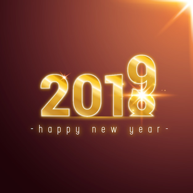 happy new year 2019 background vector premium download. Black Bedroom Furniture Sets. Home Design Ideas