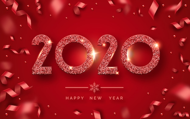 New Year Vectors, Photos and PSD files  Free Download