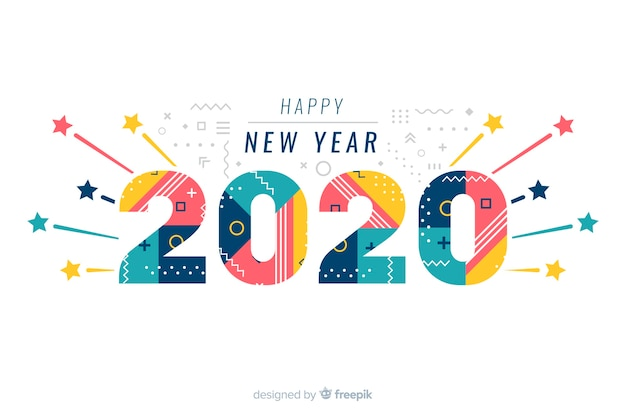 Happy New Year Design 74