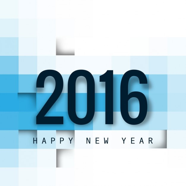 Happy new year card Vector | Free Download