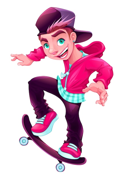 Skater Boy Vectors Photos And Psd Files Free Download