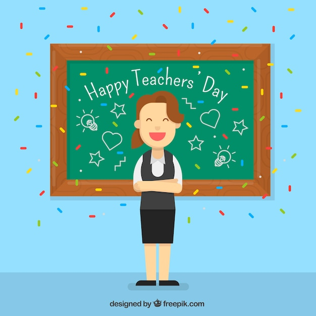 Happy teacher, teacher\'s day
