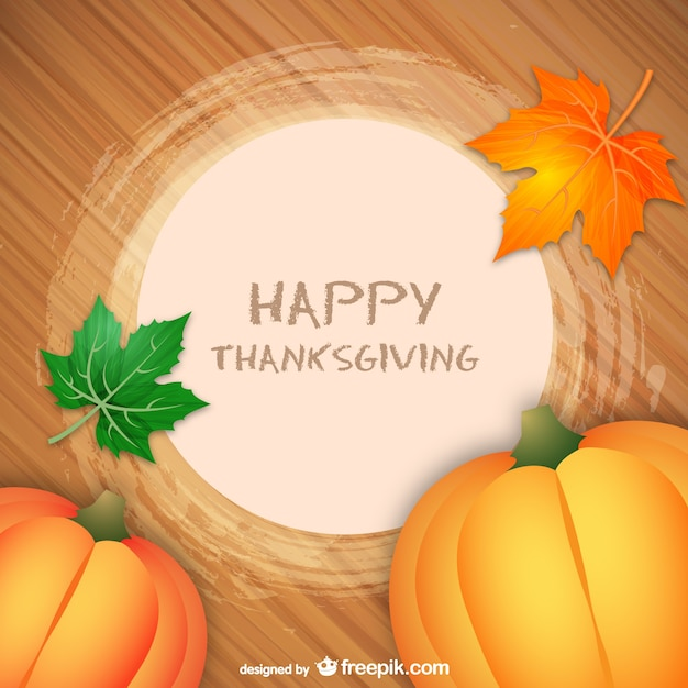 Happy thanksgiving greeting card vector free download happy thanksgiving greeting card free vector m4hsunfo