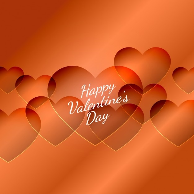 Happy valentines day card Vector – Happy Valentines Day Cards