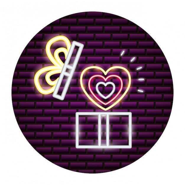 Happy valentines day Premium Vector