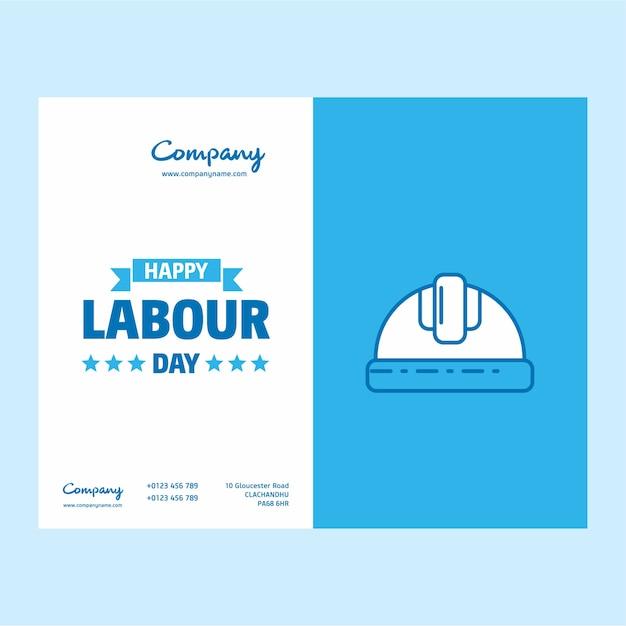 Дизайн рабочего дня happy work Premium векторы