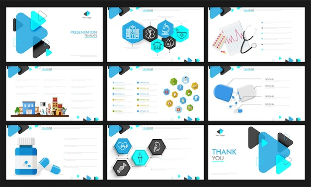medical presentation templates koni polycode co