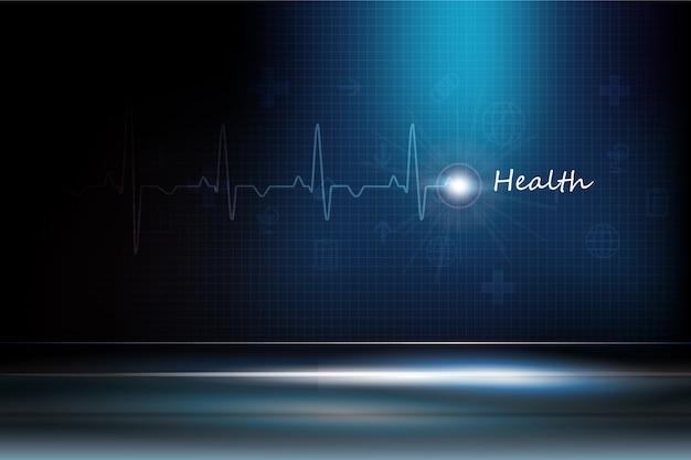 Health banner design