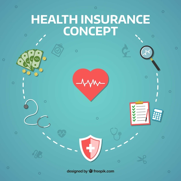 Health insurance and cardiology