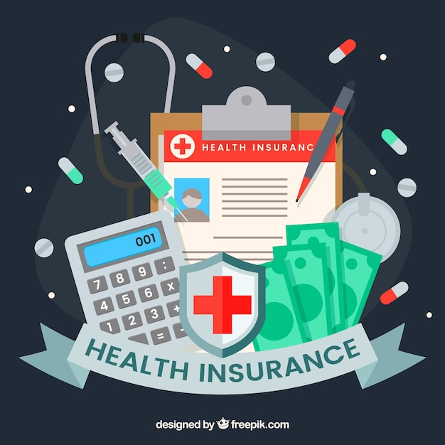 Health insurance and medical tools