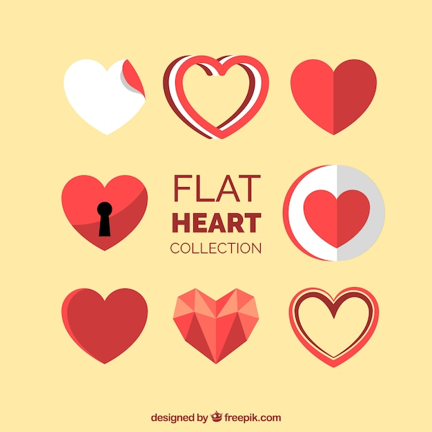 Heart Designs Collection