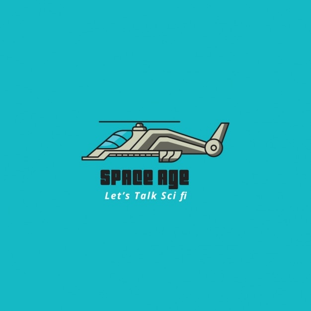 helicopter logo vector free download