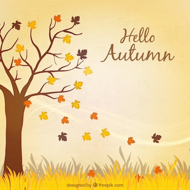 hello autumn wallpaper - photo #14