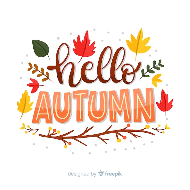 Image result for hello autumn