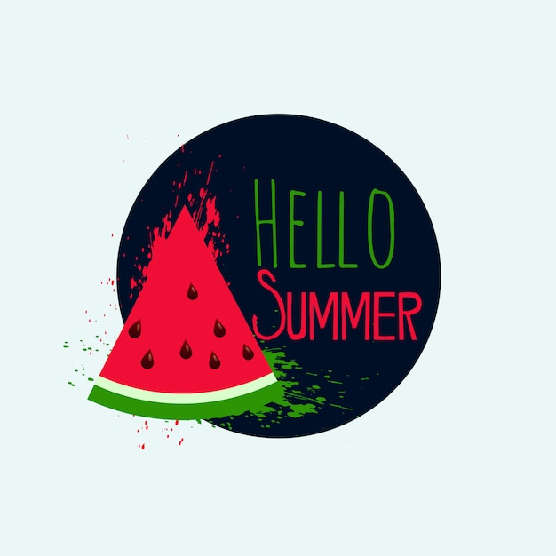Summer Watermelon Images Free Download