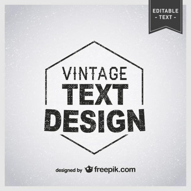 hexagon logo template vector free download