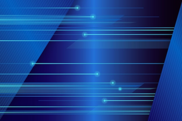 High speed lines futuristic background Free Vector