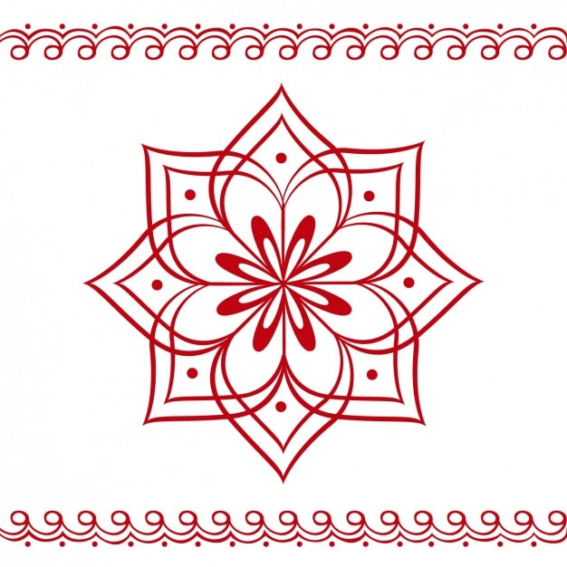 Hindu floral ornament vector free download hindu floral ornament free vector stopboris Gallery