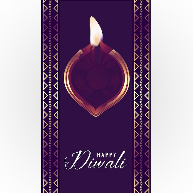 Hindu religion diwali festival diya\ background