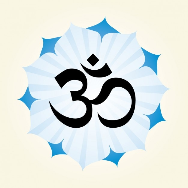 Hinduism Om Symbol Vector Free Download