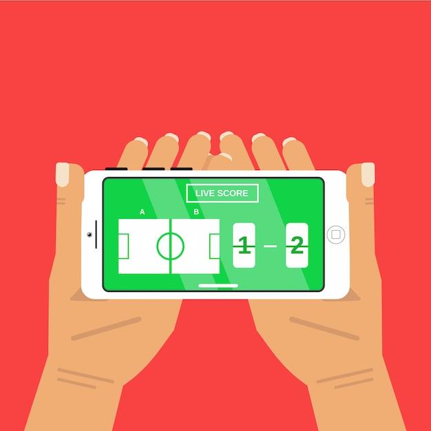 permainan judi di dalam smartphone